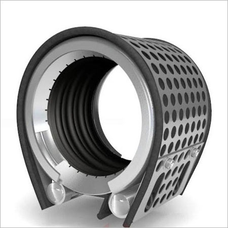 Straub®-Metal-Grip-Fire-Fence Coupling