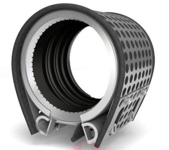 Straub®-Grip-L-Fire-Fence Coupling