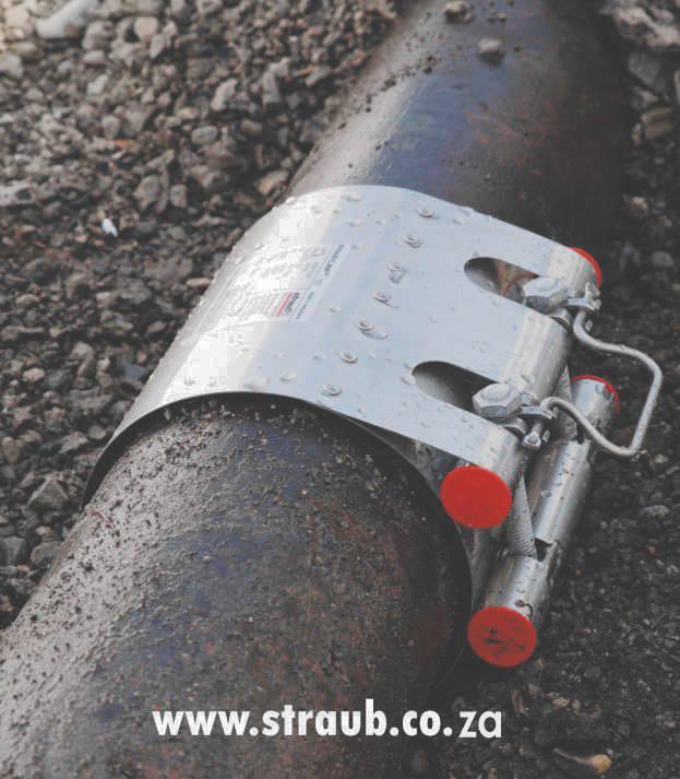 Straub pipe fittings